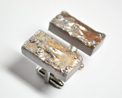 Star Wars Inspired Han Solo in Carbonite Cufflinks