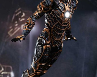 Hot Toys Iron Man Mark XLI Bones