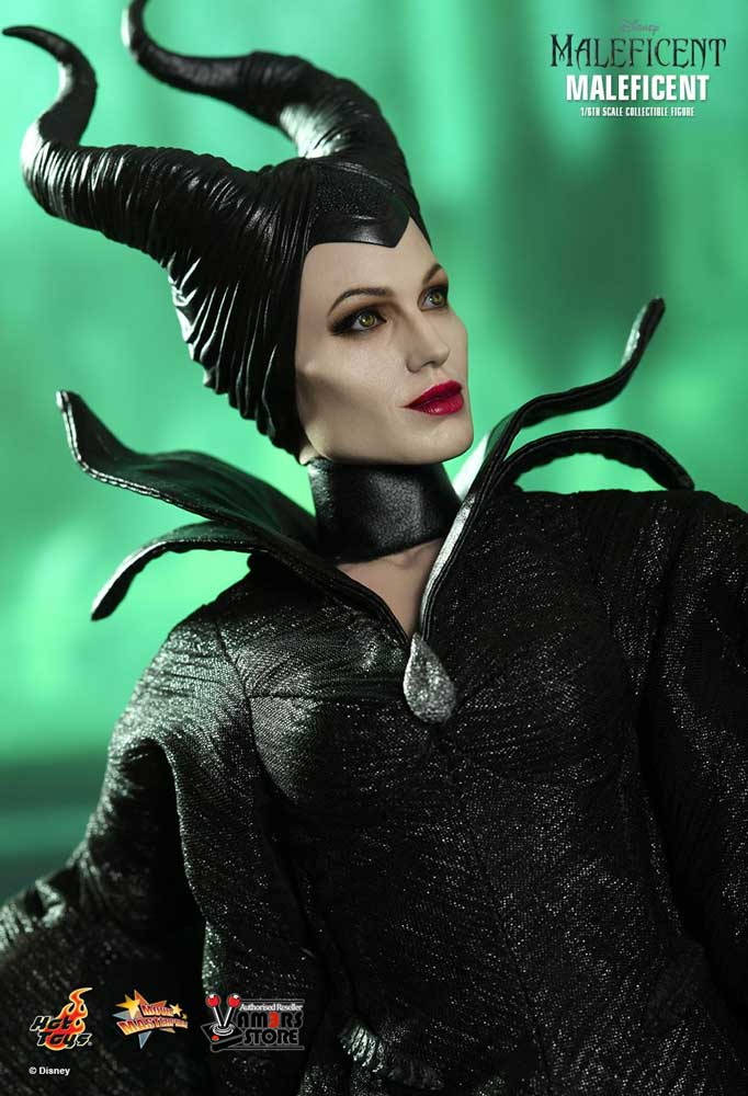 Official Hot Toys Maleficent Sixth Scale Collectible Figure