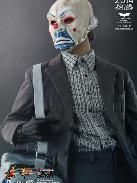 Hot Toys - MMS249-TFE - The Joker Bank Robber Version 2.0 - 06