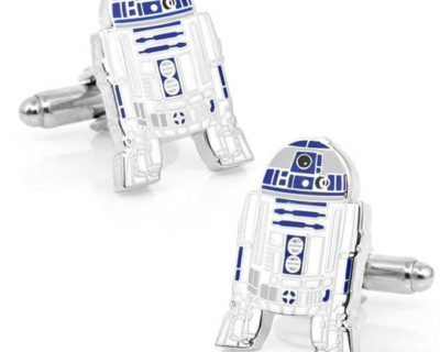 Star Wars Inspired R2D2 Cufflinks