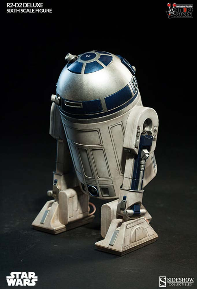 Sideshow r2d2 life size