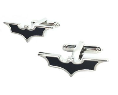 Batman Inspired The Dark Knight Symbol Cufflinks