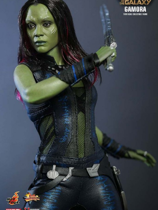 Vamers Store - Hot Toys - MMS259 - Guardians of the Galaxy - Gamora 03