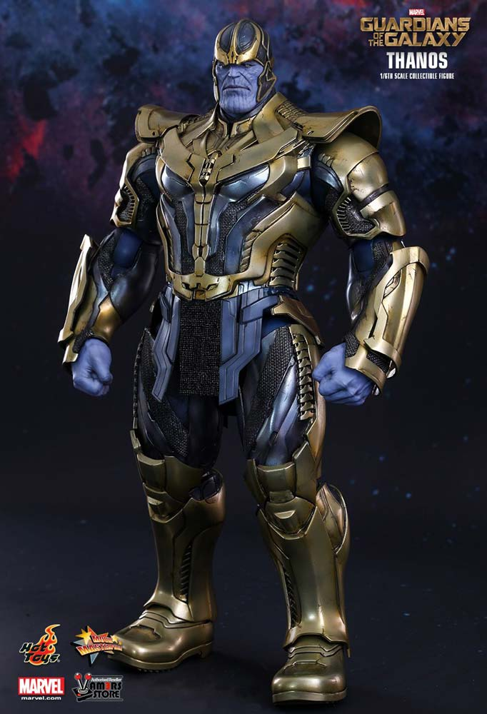 Hot toys guardians of the galaxy thanos vamers store for Galaxy toys