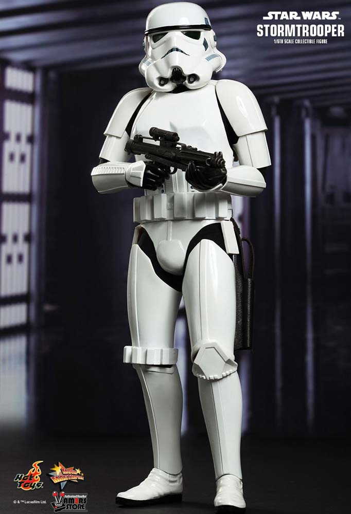Vamers Store – Hot Toys – MMS268 – Star Wars – Stormtroopers Collectible Figure Set 08