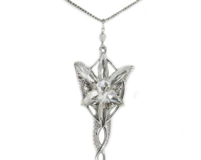 Arwen Evenstar Pendant Inspired by Lord of the Rings
