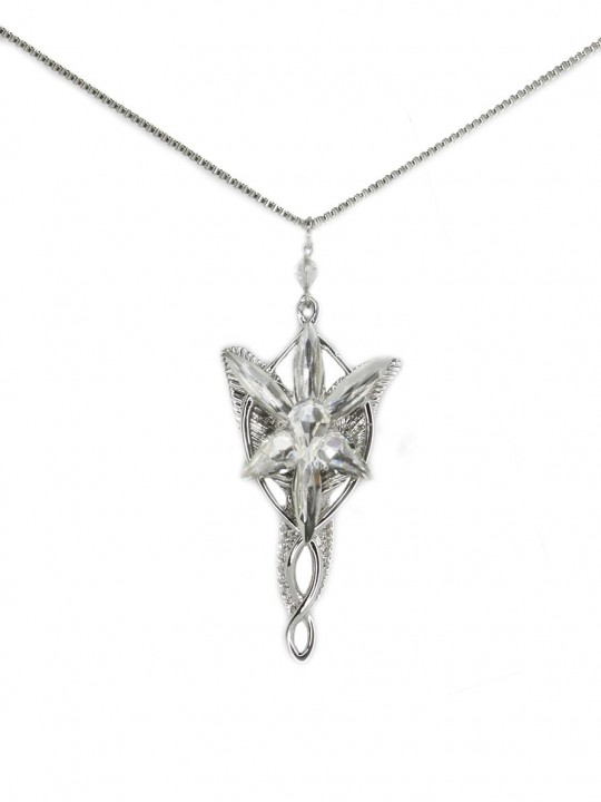 Vamers Store - Jewellery - Arwen Evenstar Pendant Inspired by Lord of the Rings - VS-JWL-NKLC-LOTREP - 01