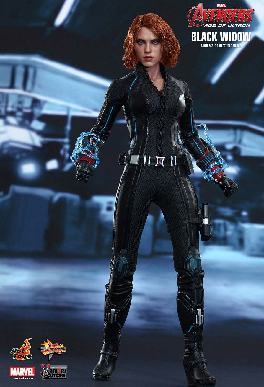 avengers widow black Age ultron of