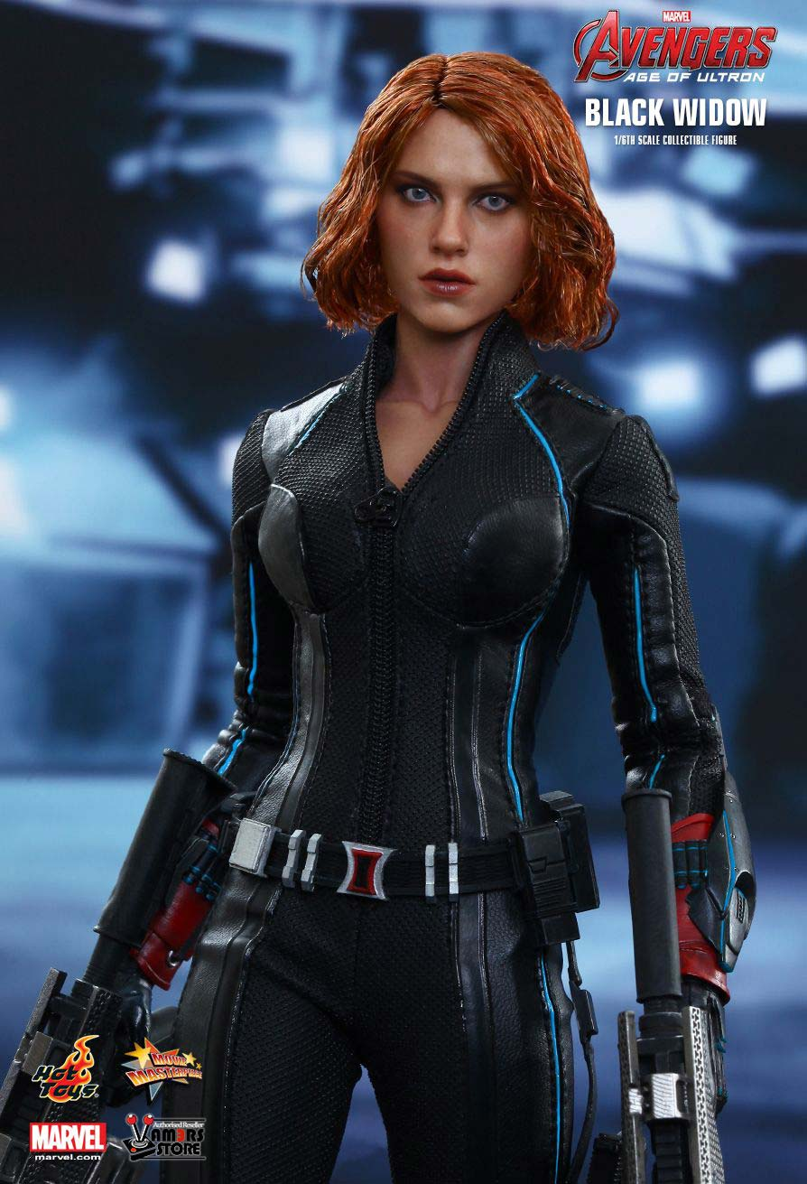 Hot Toys Black Widow Avengers: Age of Ultron | Vamers Store