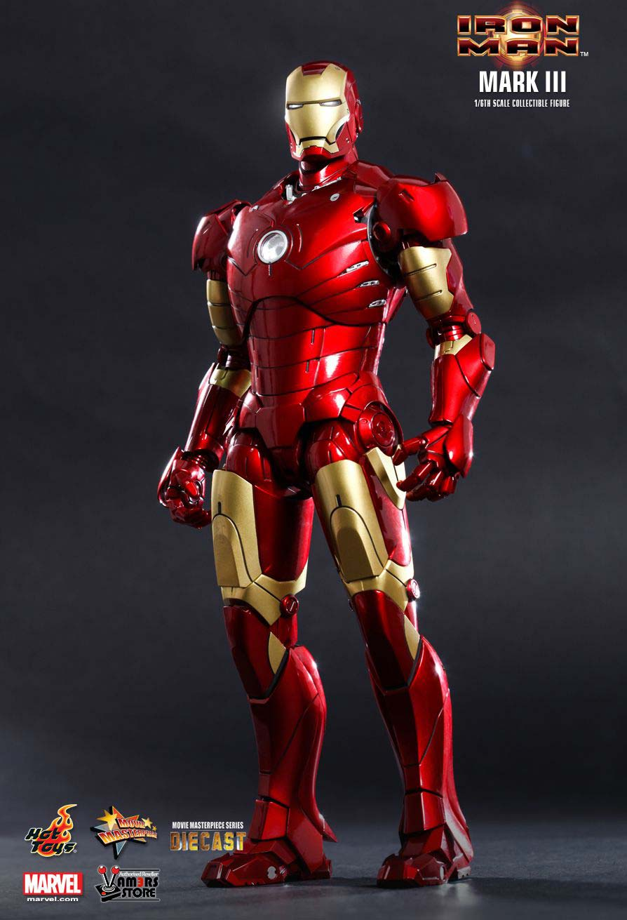 Iron Man Mark 8 Hot Toys