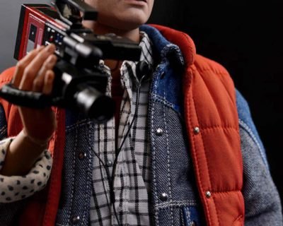 Hot Toys Marty McFly Collectible from Back to the Future