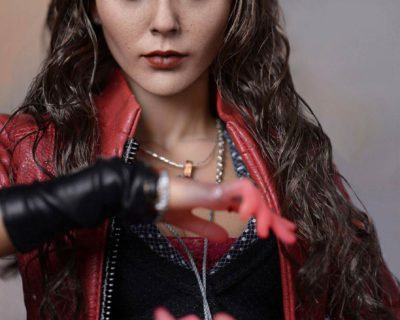 Hot Toys Scarlet Witch Collectible from Avengers: Age of Ultron