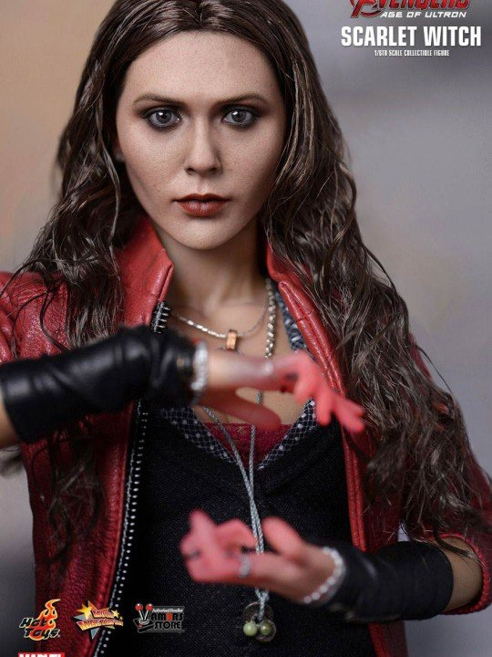 Vamers Store - Hot Toys - MMS301 - Avengers Age of Ultron - Scarlet Witch 10