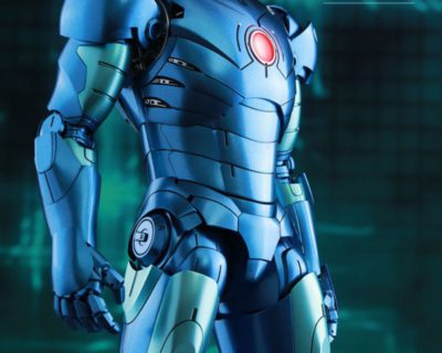 Hot Toys Iron Man Mark III Stealth Mode Version (2015 Summer Exclusive)