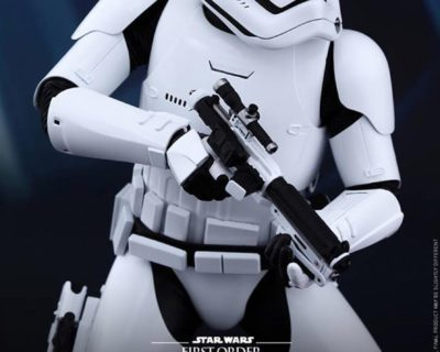 Hot Toys First Order Stormtroopers [Collectible Set] from Star Wars: Episode VII The Force Awakens