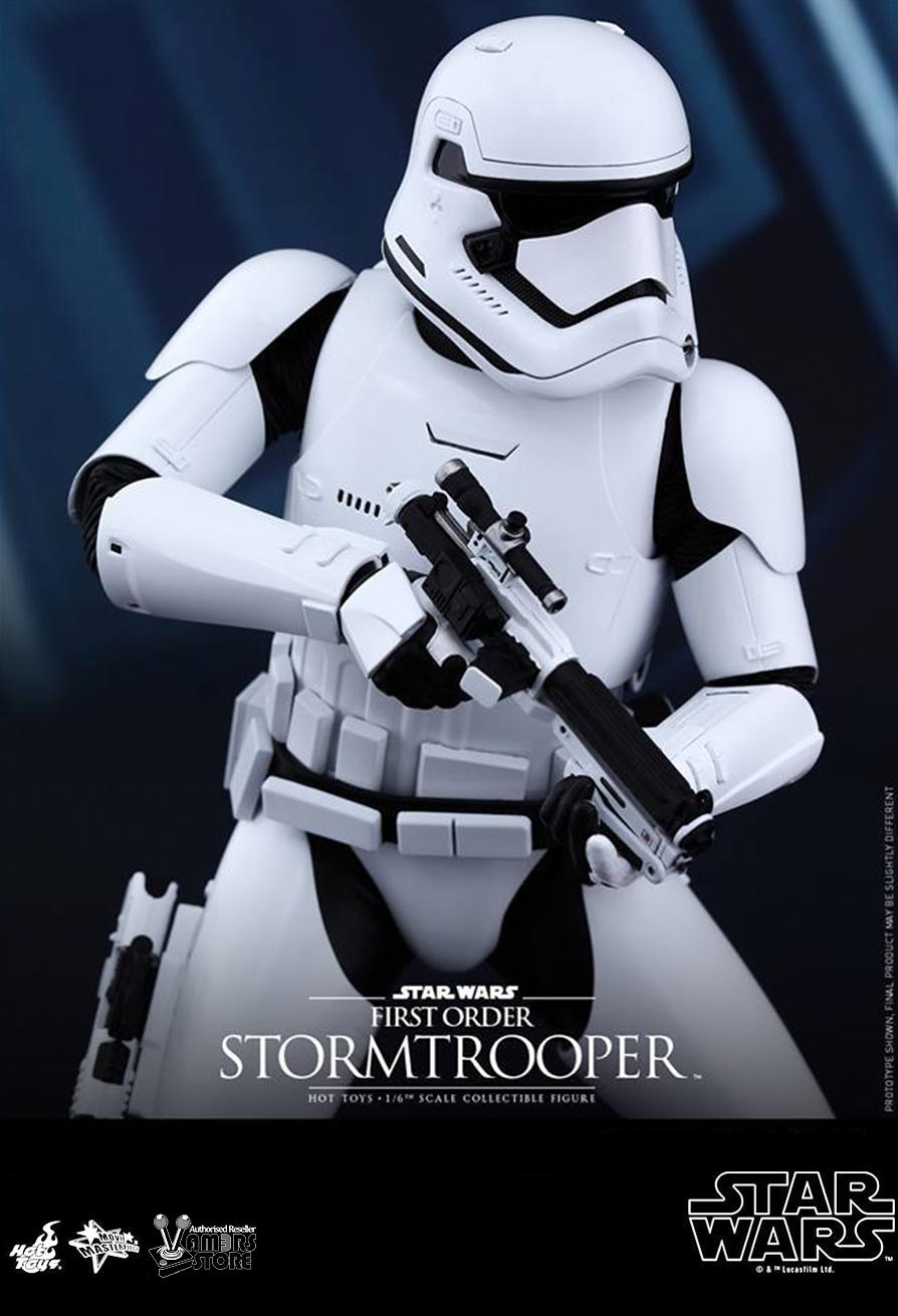 hot toys star wars first order stormtroopers vamers store. Black Bedroom Furniture Sets. Home Design Ideas