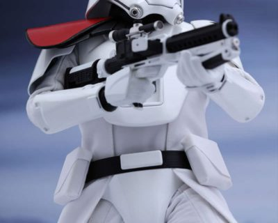 Hot Toys First Order Snowtroopers [Collectible Set] from Star Wars: Episode VII The Force Awakens