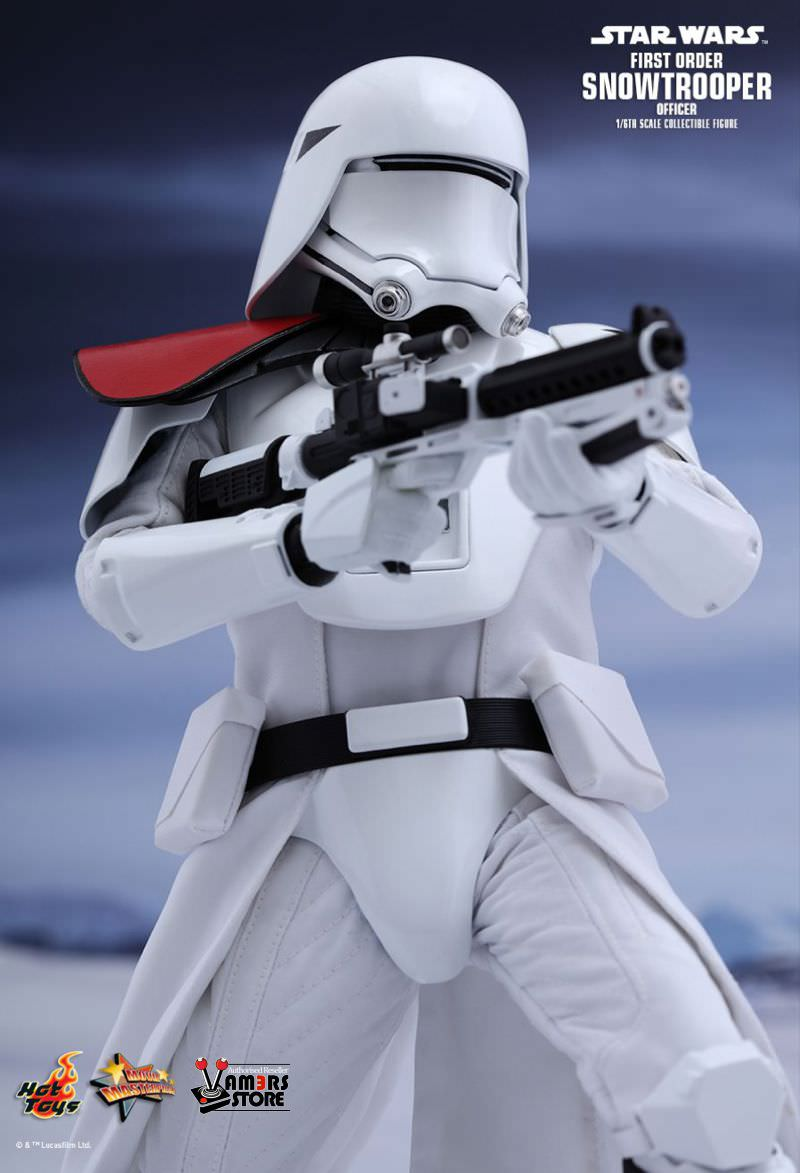 hot toys star wars first order snowtroopers vamers store. Black Bedroom Furniture Sets. Home Design Ideas