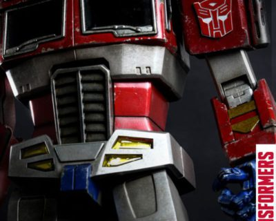 Hot Toys Optimus Prime (Starscream Version) from THE TRANSFORMERS: GENERATION 1