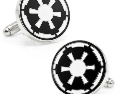 Galactic Empire Cufflinks Inspired by Star Wars
