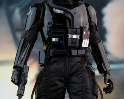 Hot Toys First Order Tie Fighter Pilot from Star Wars: Episode VII The Force Awakens
