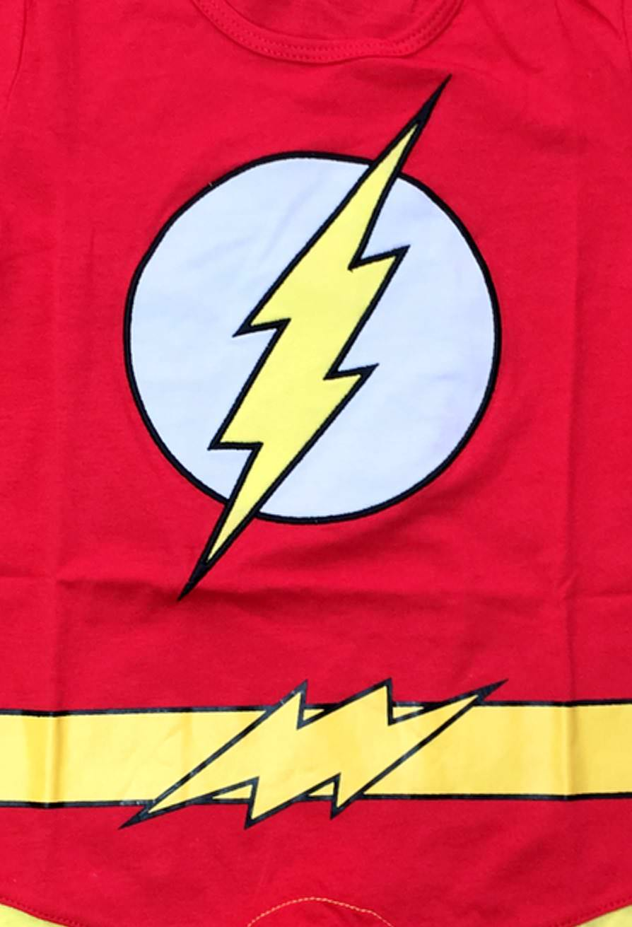 The Flash Suit Bbay Grow 100 Cotton Vamers Store