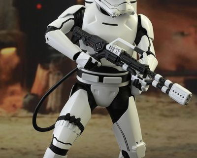 Hot Toys First Order Flametrooper from Star Wars: Episode VII The Force Awakens