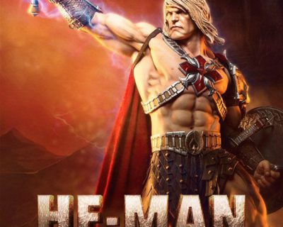 Sideshow Collectibles He-Man Statue from Masters of the Universe
