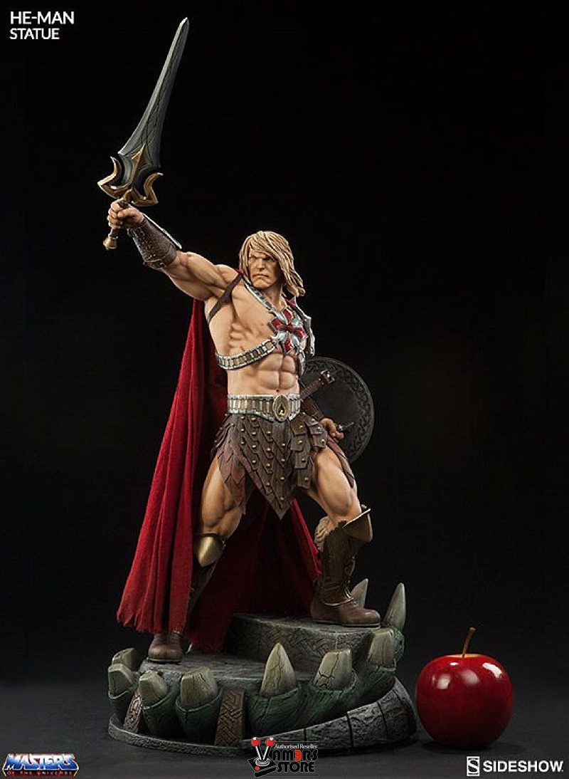 Sideshow Collectibles He Man Statue Vamers Store