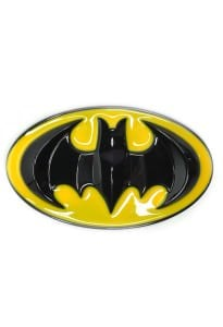 Batman Classic Logo Belt Buckle Inspired by DC Comics
