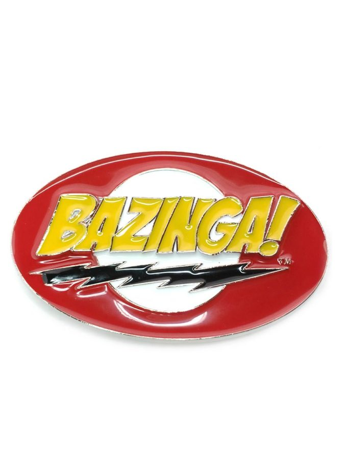 Vamers Store – Merchandise – Geek Chic – Accessories – Bazinga Belt Buckles – Animal Face Belt Buckle inspired by The Big Bang Theory – 01