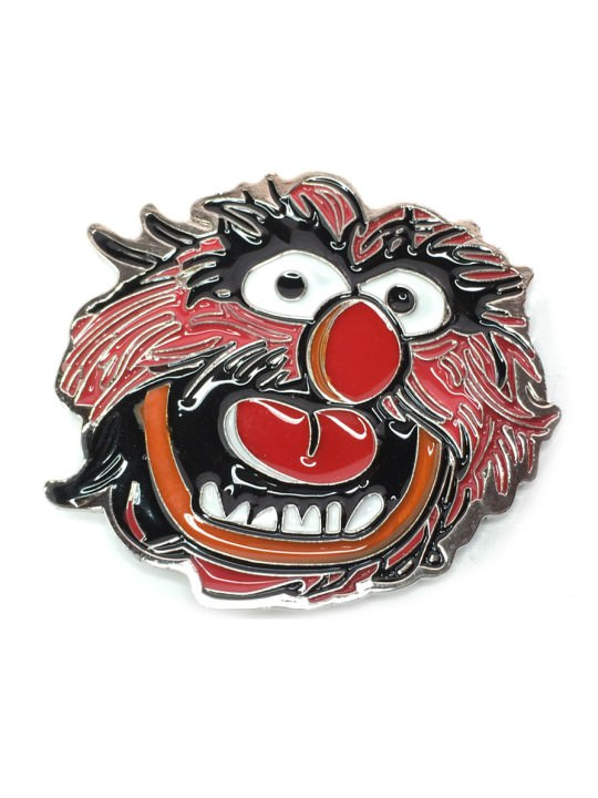 Vamers Store - Merchandise - Geek Chic - Accessories - Belt Buckles - Animal Face Belt Buckle inspired by The Muppets - 01