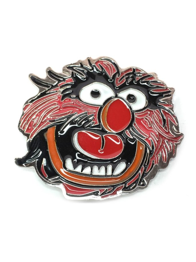 Vamers Store – Merchandise – Geek Chic – Accessories – Belt Buckles – Animal Face Belt Buckle inspired by The Muppets – 01