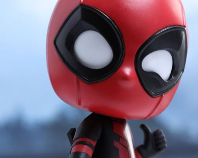 Hot Toys Deadpool Cosbaby from Marvel's Deadpool Movie