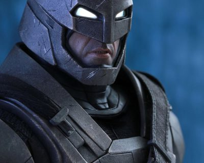 Hot Toys Armoured Batman from Batman v Superman: Dawn of Justice