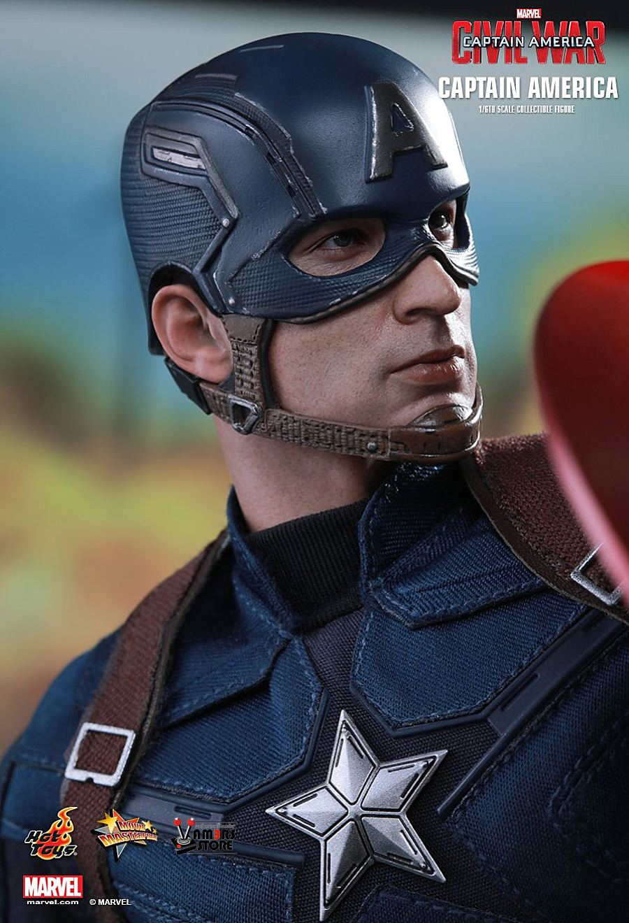 Hot toys captain america collectible from captain america - Image captain america ...