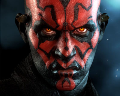 Sideshow Collectibles Darth Maul 'Duel on Naboo'