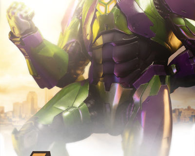 Lex Luthor in Power Suit Premium Format Figure by Sideshow Collectibles