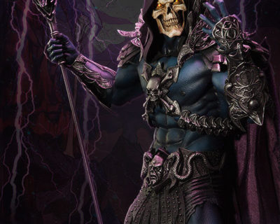 Sideshow Collectibles Skeletor Statue from Masters of the Universe