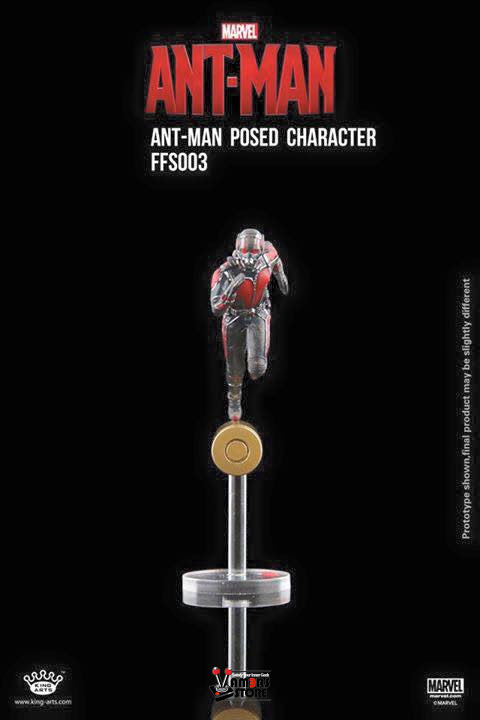 King Arts - Format Figure Series - Ant-Man - Posed on Bullet - VS-KAC-FFS003 - 05
