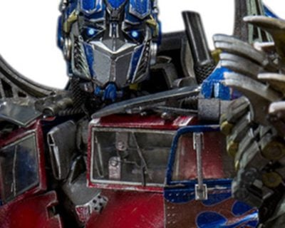 Transformers Optimus Prime Premium Scale Collectible by ThreeA Toys