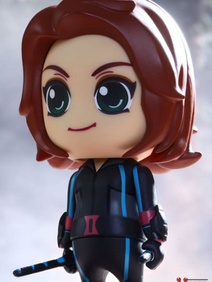 Vamers Store – Hot Toys – COSB182 – Black Widow from Marvel's Avengers Age of Ultron – 02