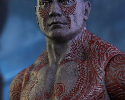 Hot Toys Drax the Destroyer from Marvel's Guardians of the Galaxy