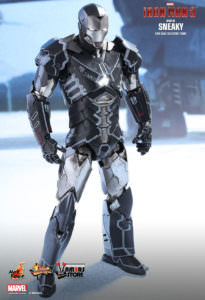 Hot Toys Iron Man Mark XV Sneaky from Iron Man 3