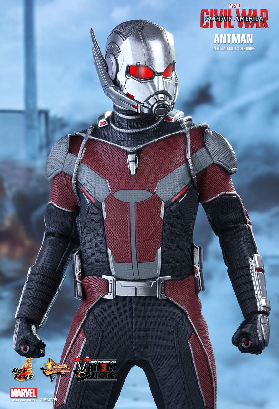 Hot Toys Ant-Man Collectible from Captain America  ... 9683263f9