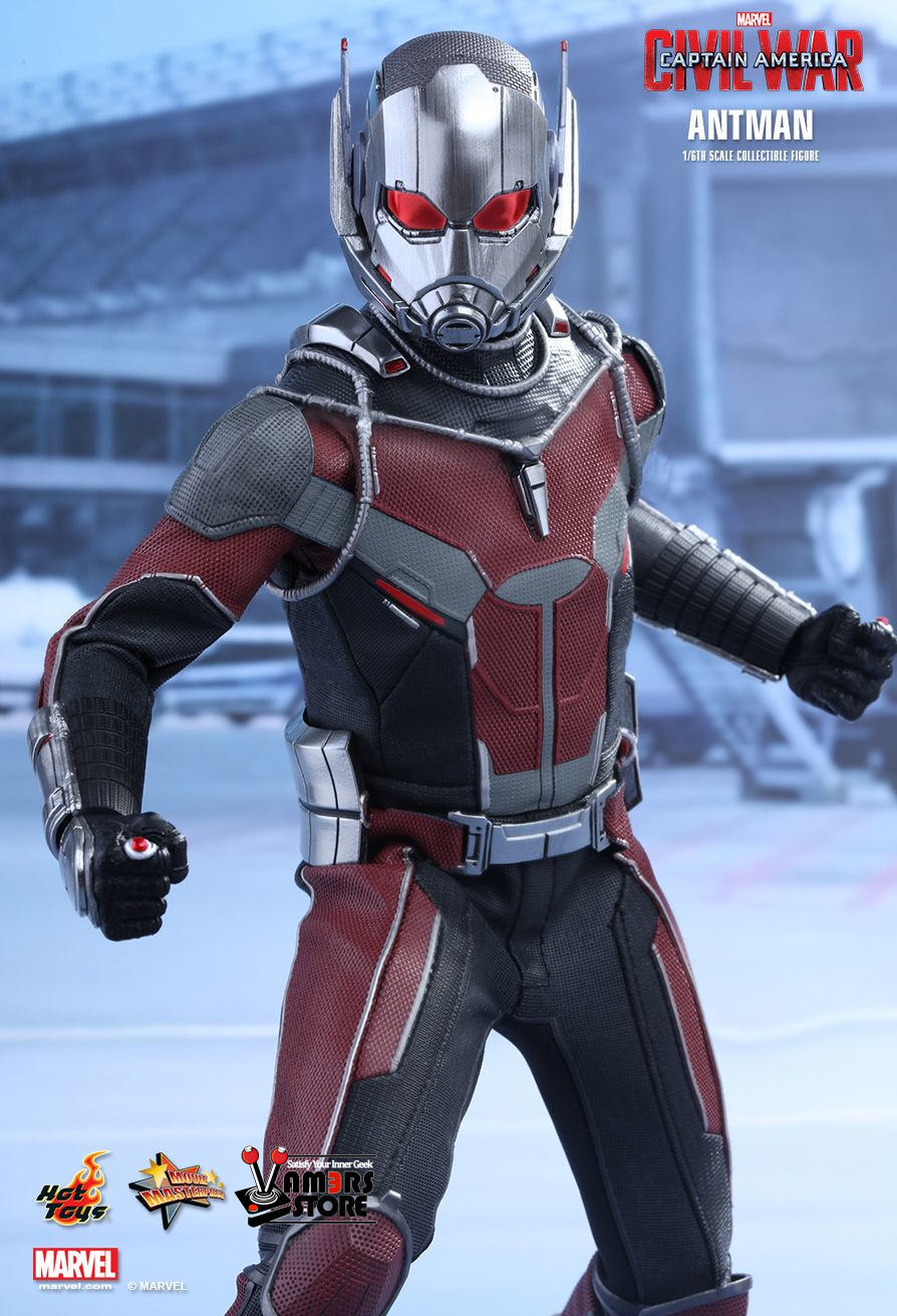 Ant Man and The Wasp MCU Cosplay Costume 3D Printing Hope