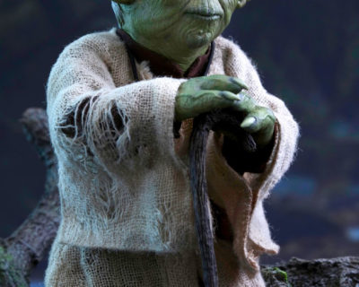 Hot Toys Yoda from Star Wars: Episode V The Empire Strikes Back