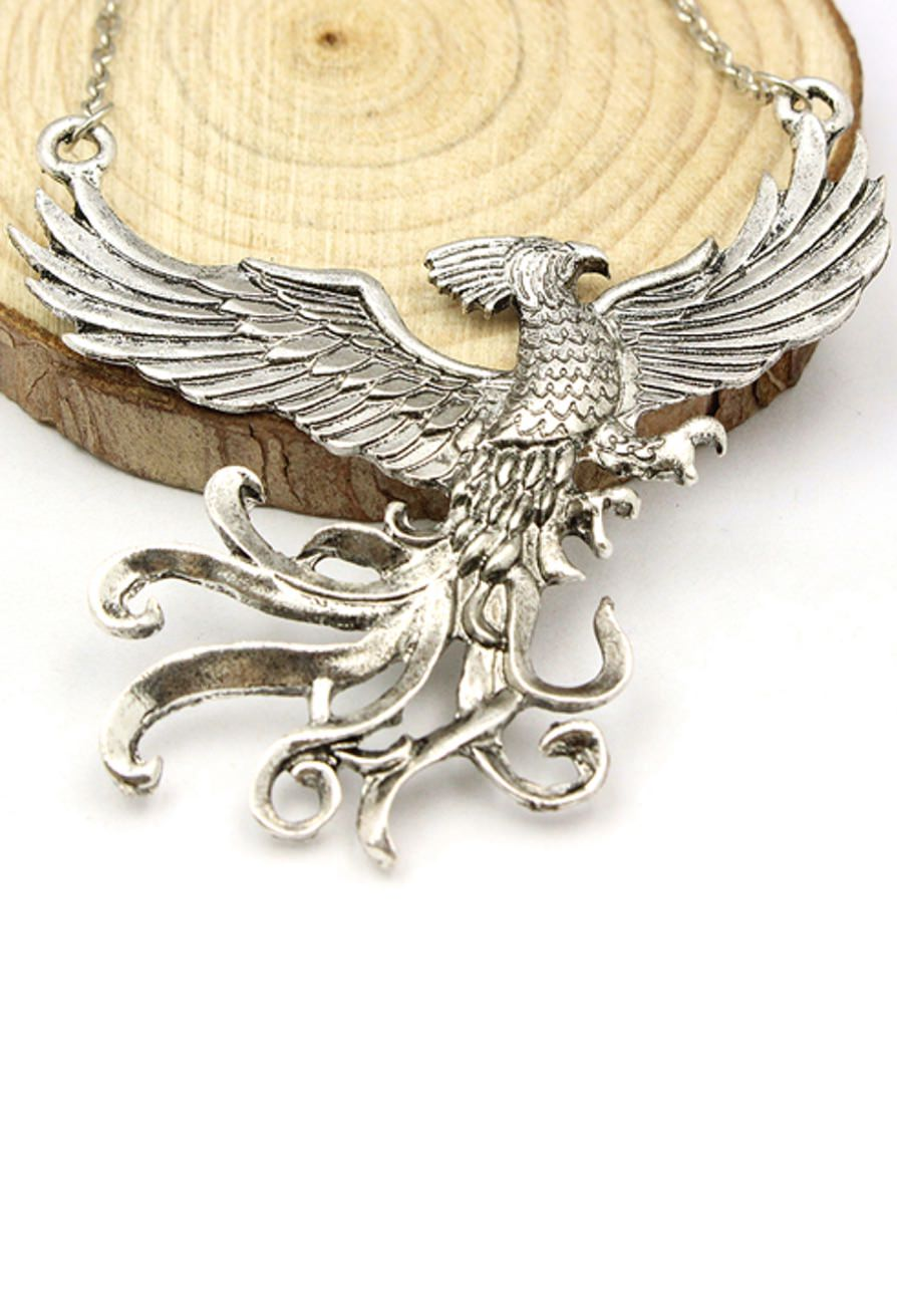 fawkes the phoenix necklace vamers store