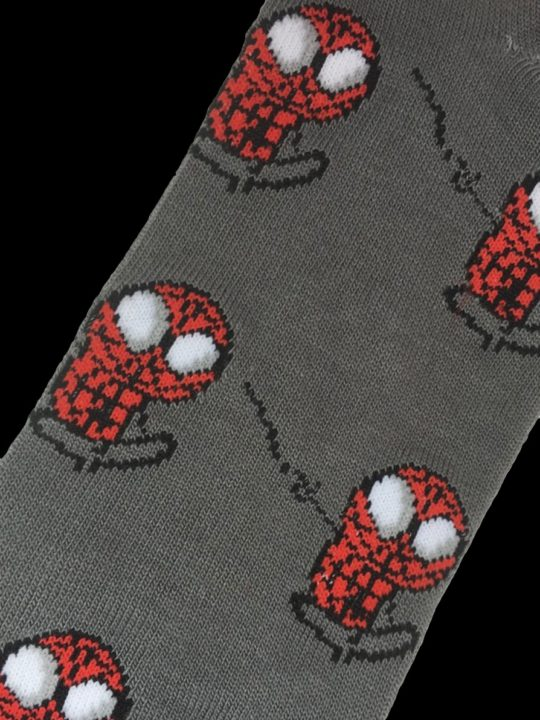 vamers-store-apparel-socks-marvel-comics-spider-man-caricature-socks-acrylic-polyester-spandex-blend-02